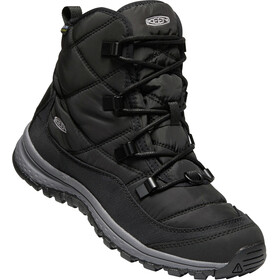 Keen Terradora Ankle WP Sko Damer, black/steel grey
